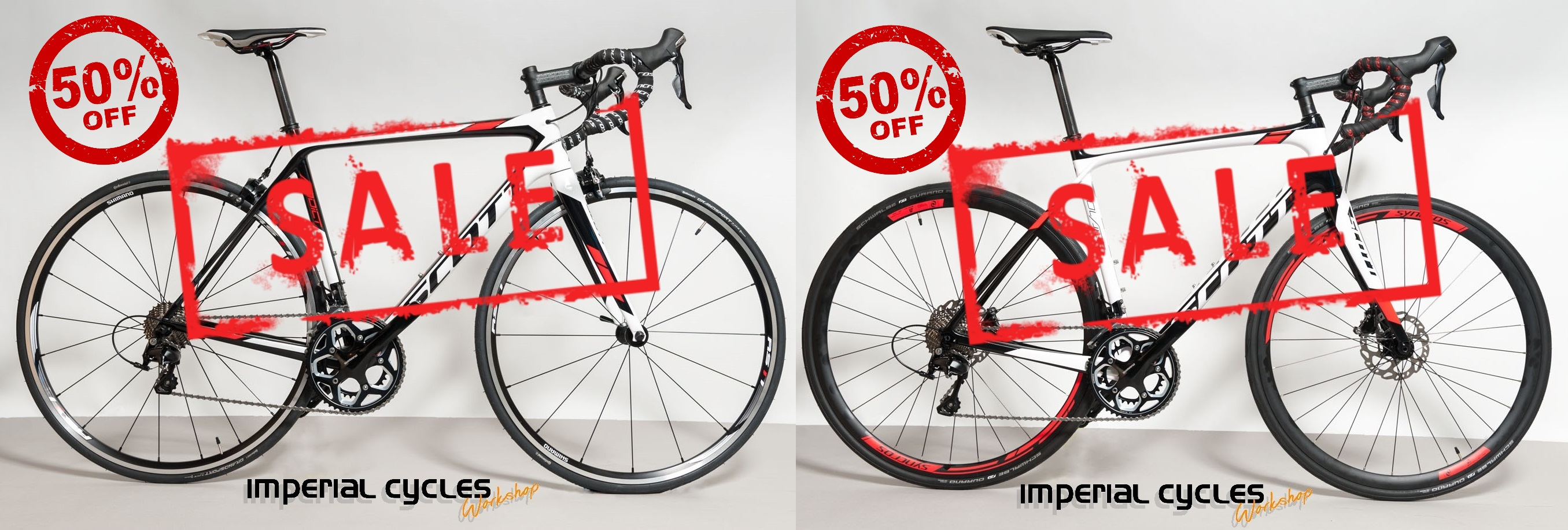 imperial cycles Scott bikes sale